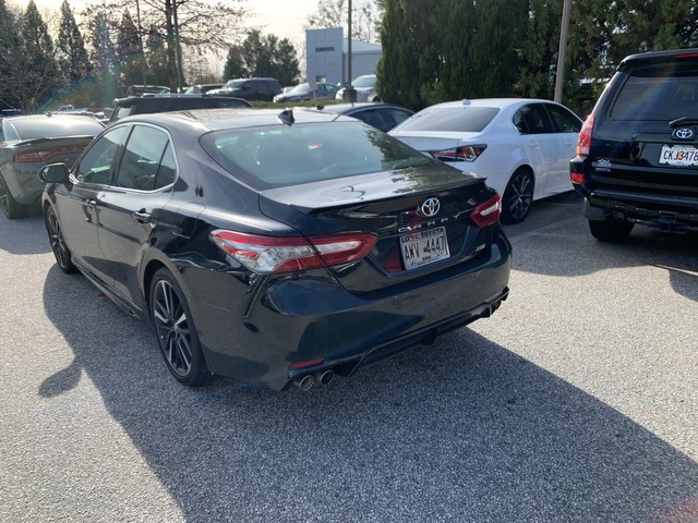 Certified Pre-Owned 2019 Toyota Camry XSE Auto