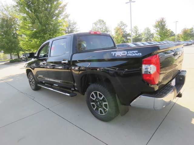 New 2020 Toyota Tundra 2WD Limited CrewMax 5.5' Bed 5.7L
