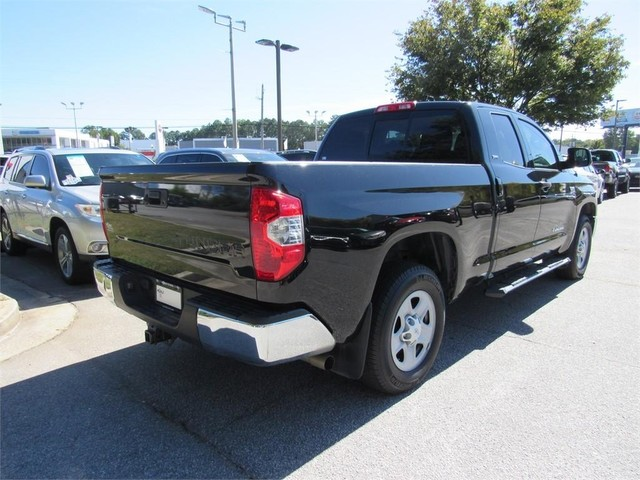 Certified Pre-Owned 2018 Toyota Tundra 2WD SR5 Double Cab 6.5' Bed 5.7L