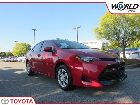 Certified Pre-Owned 2019 Toyota Corolla LE CVT Front Wheel Drive Sedan - In-Stock