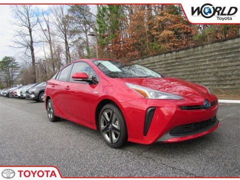 Certified Pre-Owned 2019 Toyota Prius XLE