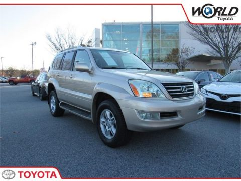 Pre-Owned 2006 Lexus GX 470 4dr SUV 4WD